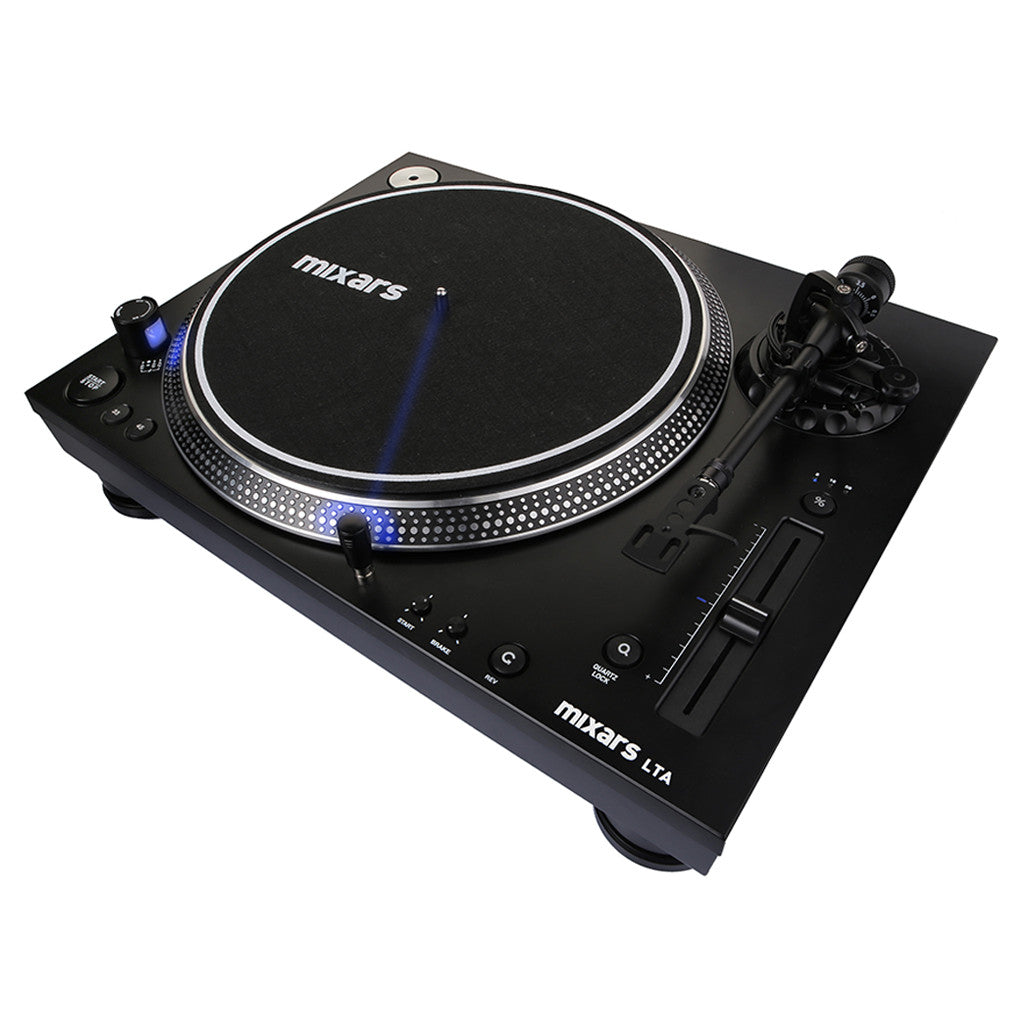 Mixars Lta Straight Arm Dj Turntable Turntablelab Com