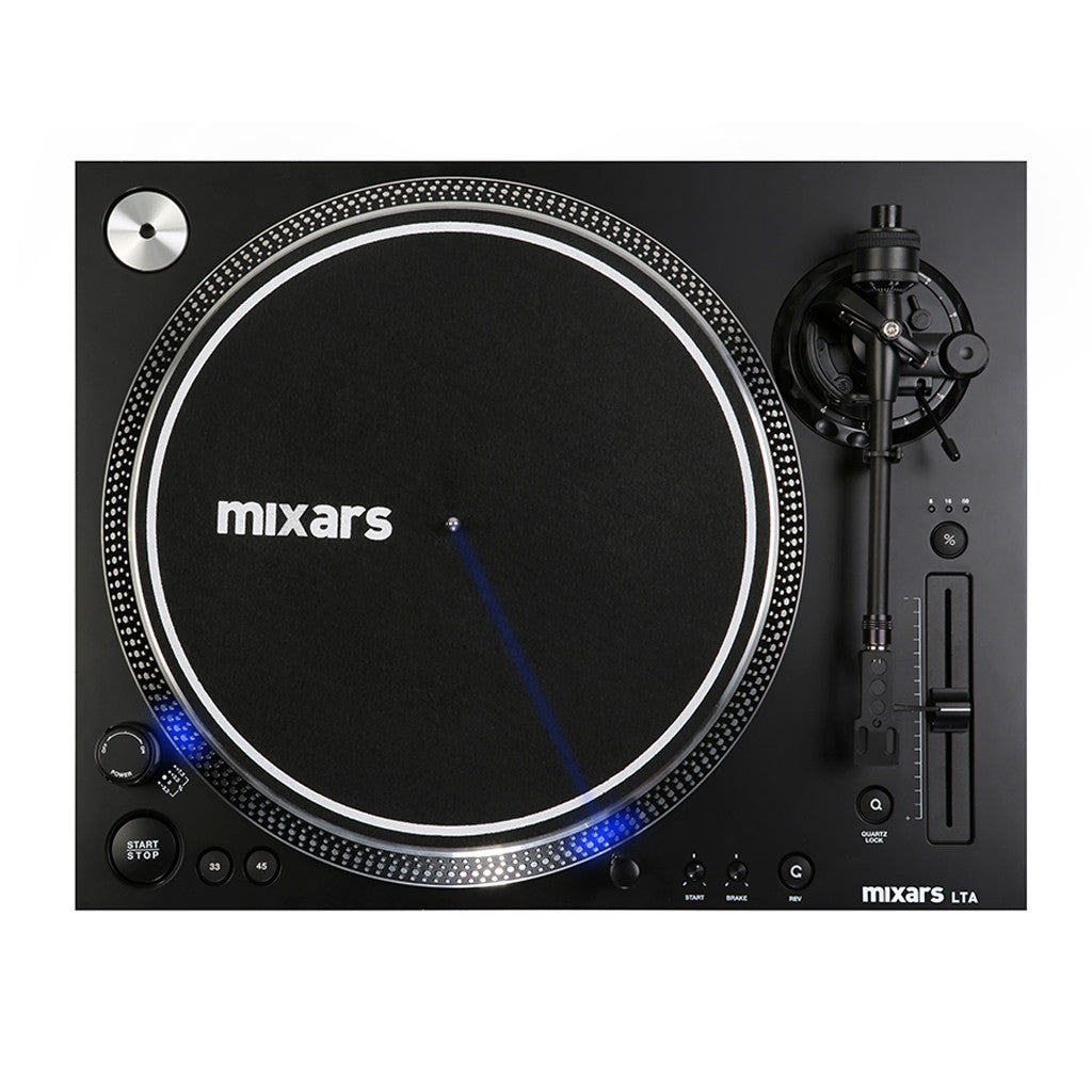 Mixars: LTA Straight Arm DJ Turntable