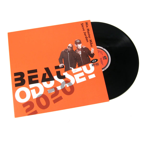 Mix Master Mike and Steve Jordan: Beat Odyssey 2020 Vinyl