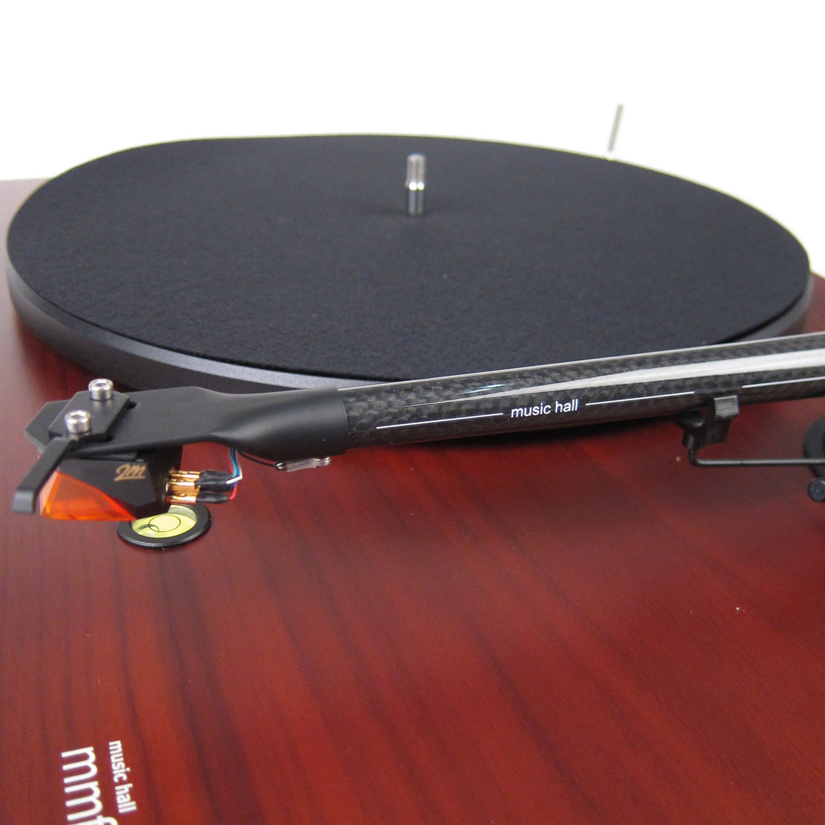 Music Hall: MMF 5.3SE Turntable - Rosenut (Carbon Fiber Tonearm, 2M Bronze)