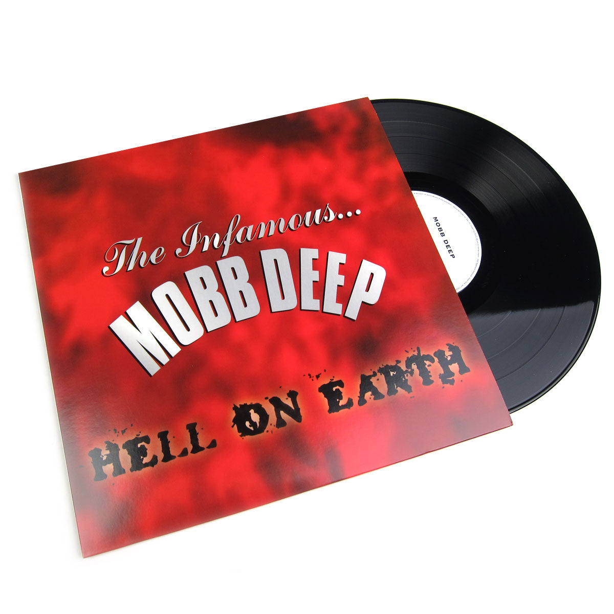 Mobb Deep: Hell On Earth Vinyl 2LP