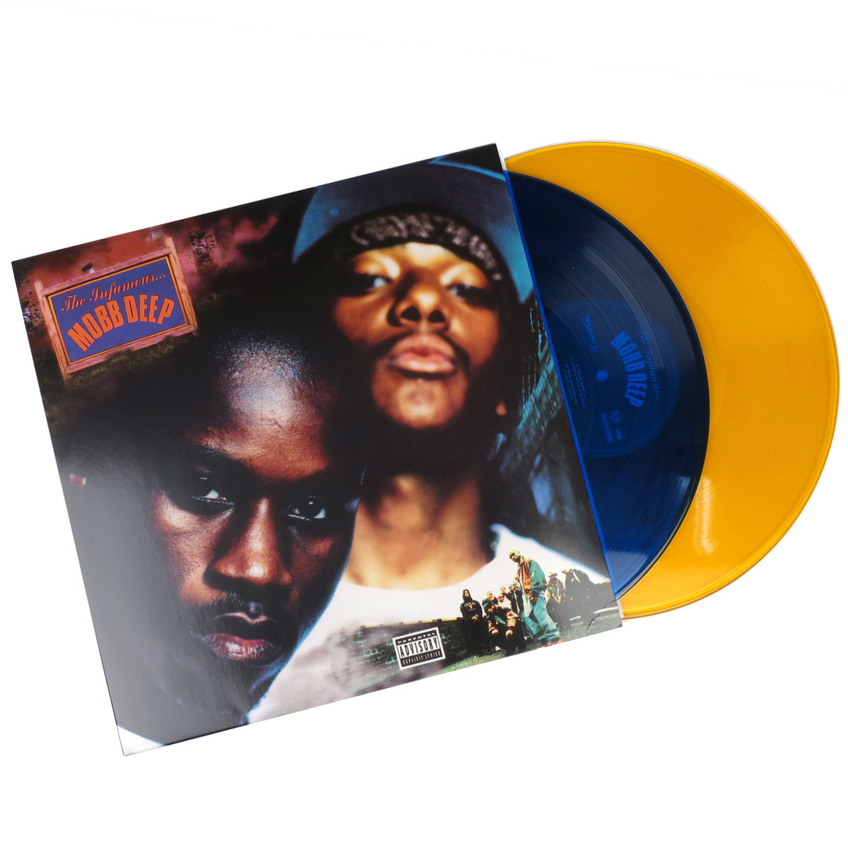 Mobb Deep: The Infamous (180g Colored Vinyl) Vinyl 2LP