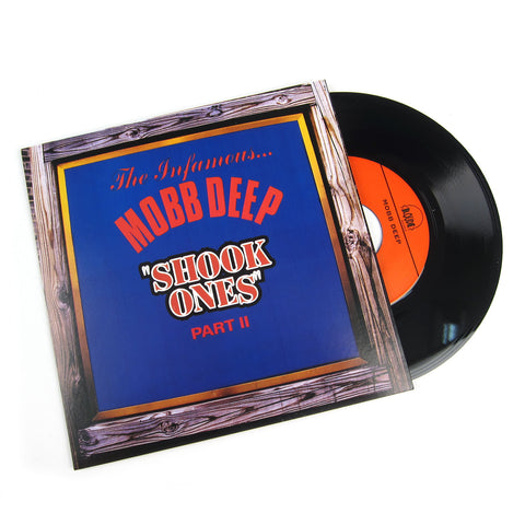 Mobb Deep: Shook Ones Part I&II Vinyl 7""