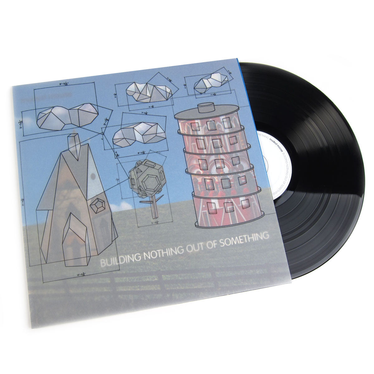 Modest Mouse: Building Nothing Out Of Something (180g) Vinyl LP