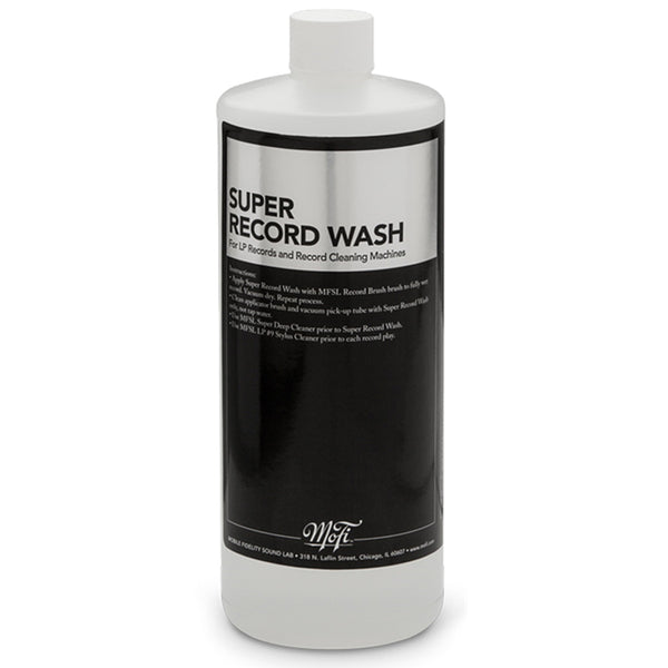 Mobile Fidelity: Super Record Wash (32oz)