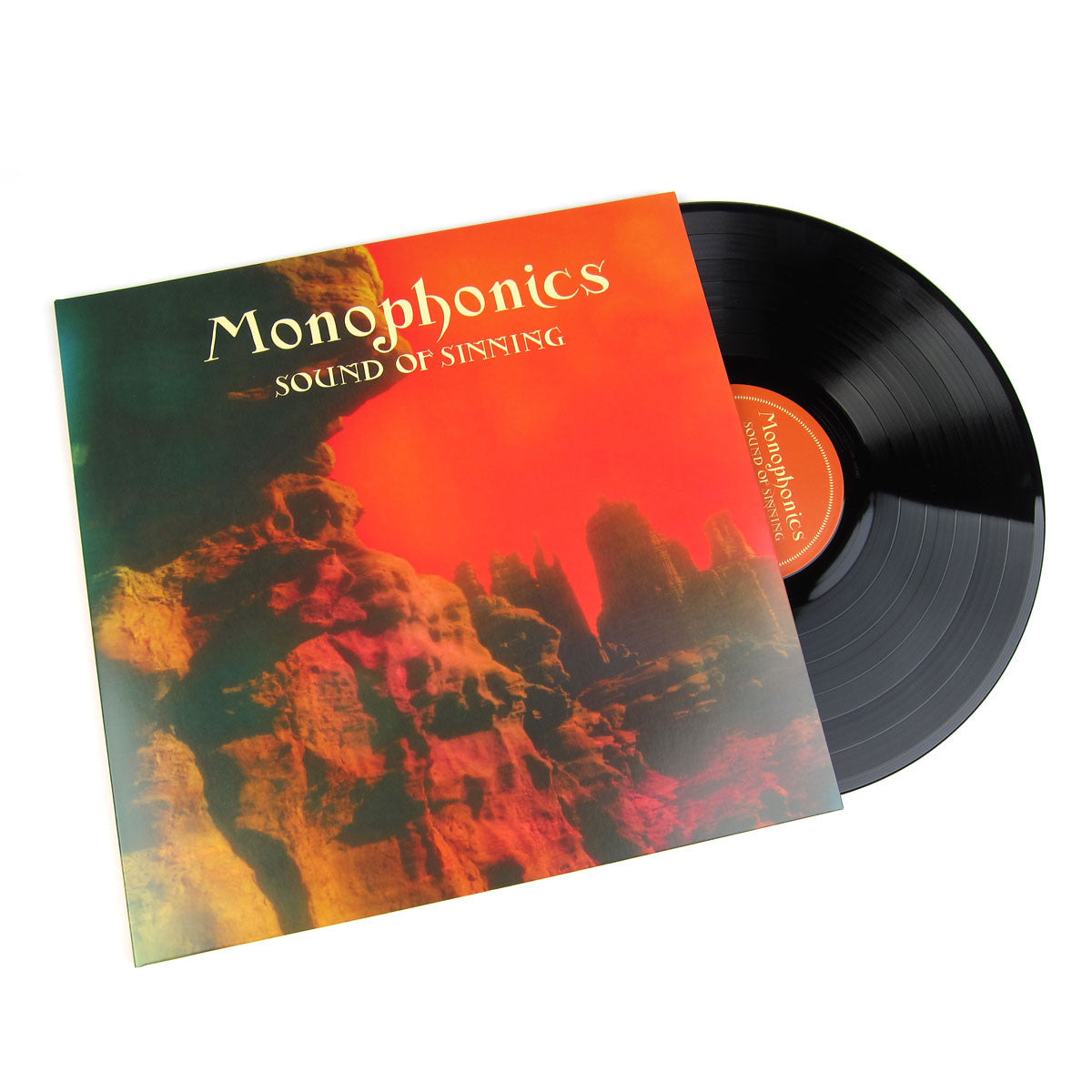 Monophonics: Sound Of Sinning Vinyl LP