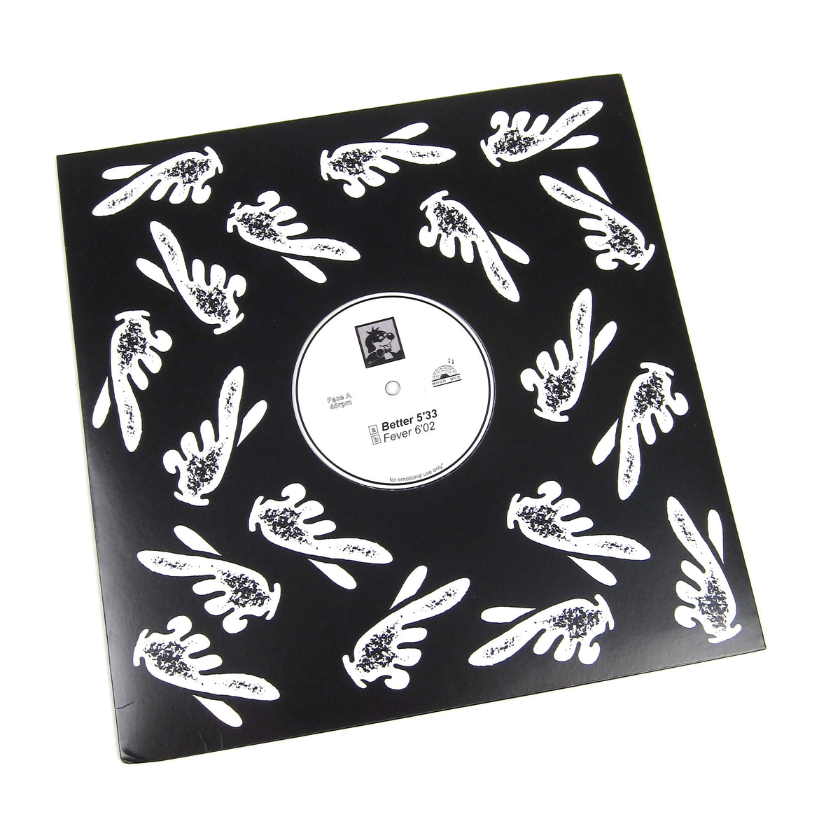 Mood Hut: Better / Fever Vinyl 12""