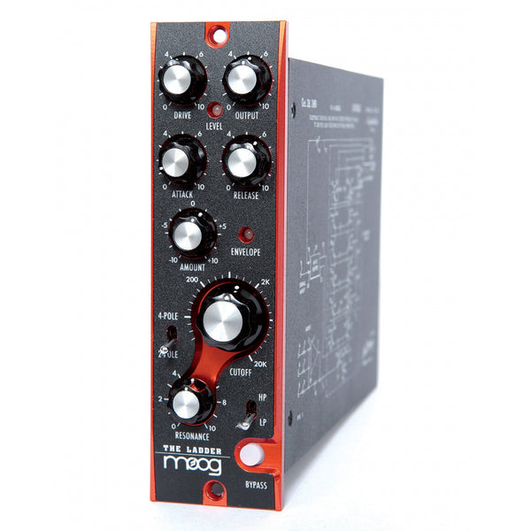 Moog: 500 Series Ladder Filter