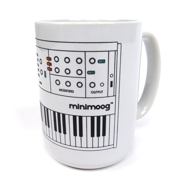 Moog: Minimug - White