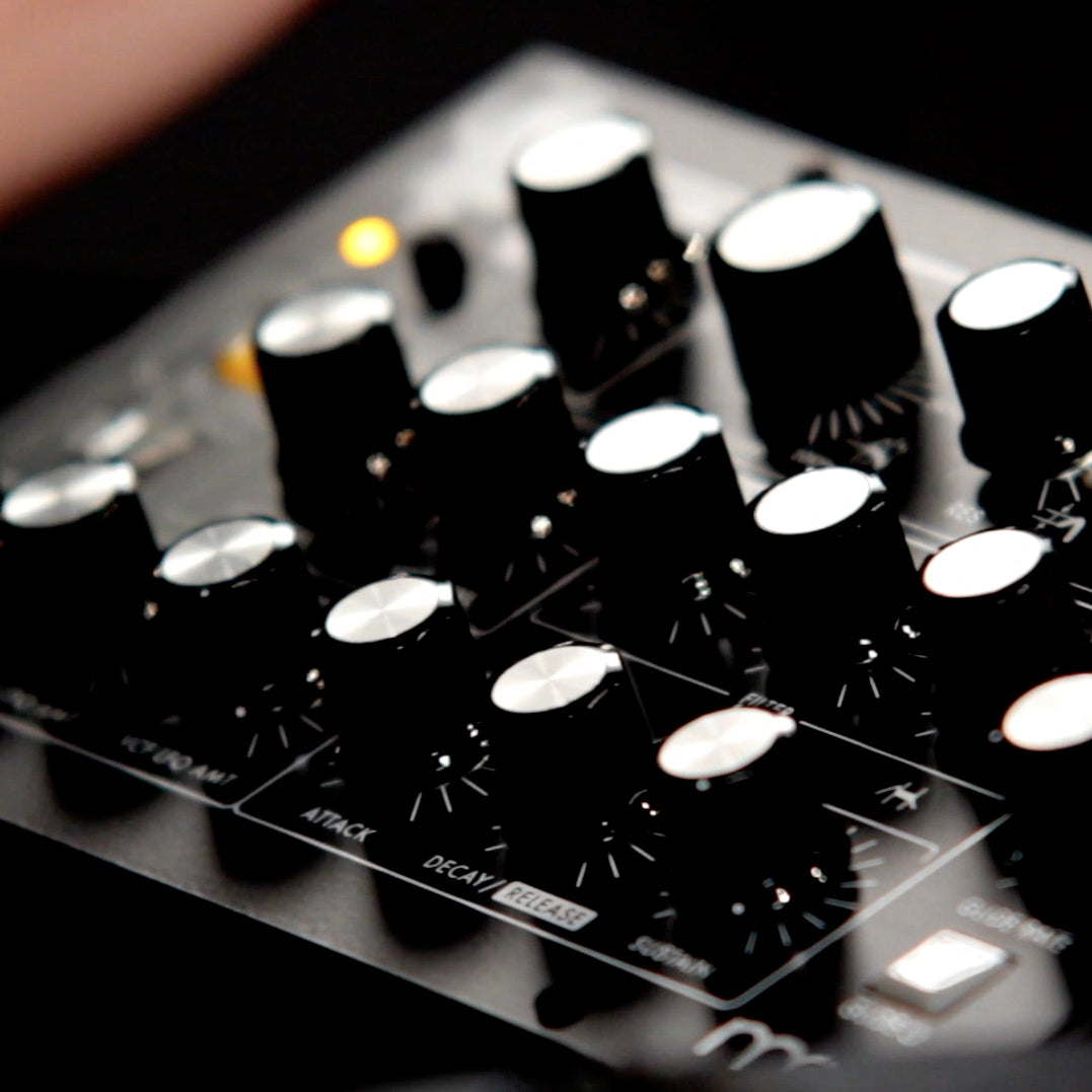 Moog: Minitaur Analog Bass Synthesizer