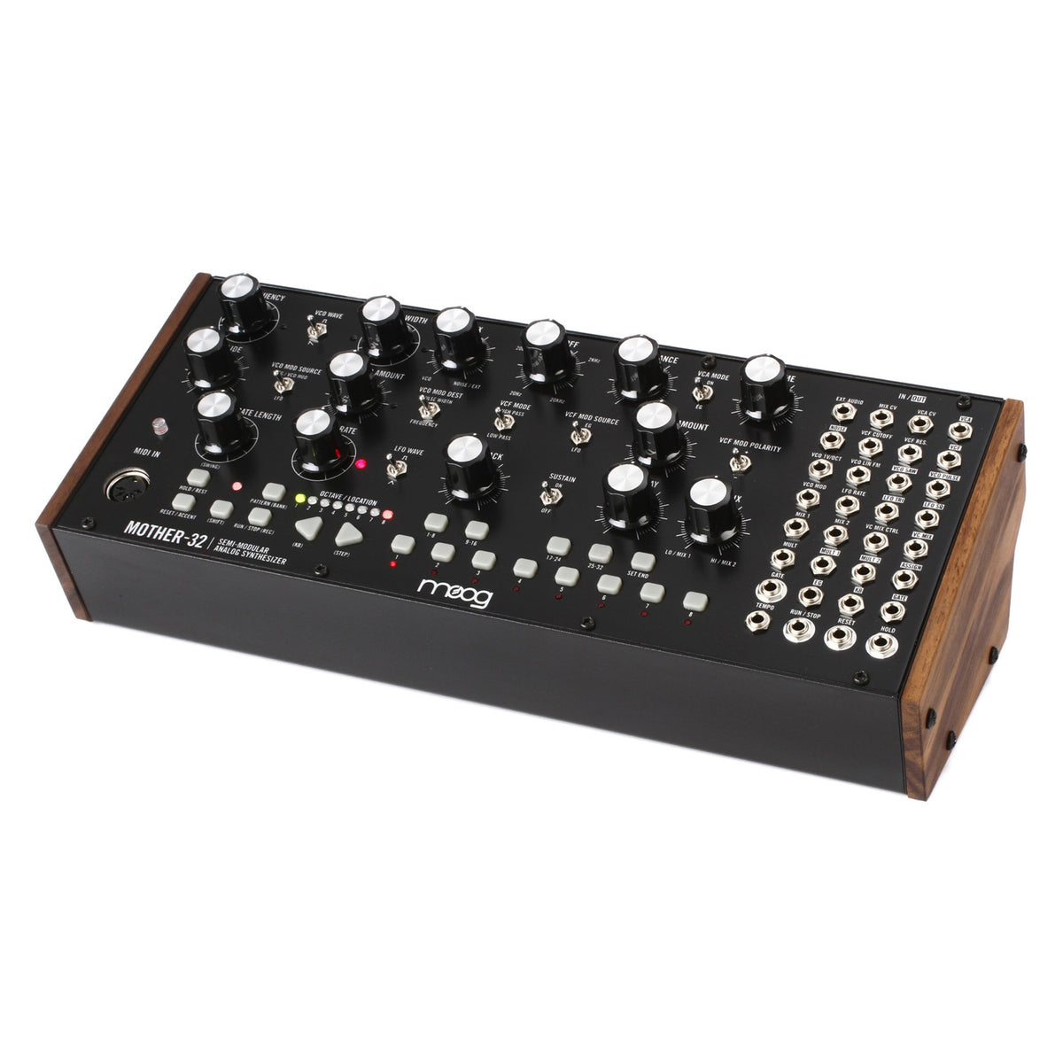 Moog: Mother-32 Semi-Modular Synthesizer angle 2