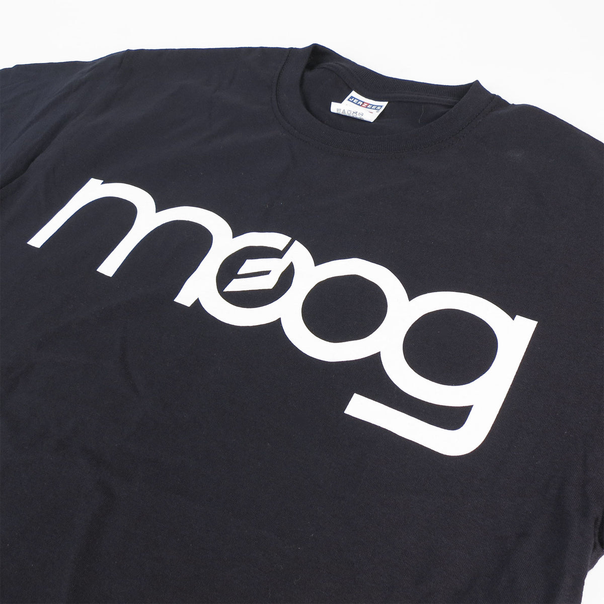 Moog: Logo Shirt - Black