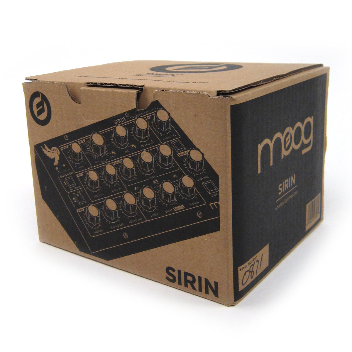Moog: Sirin Synthesizer Module - Limited Edition