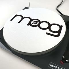 Moog: Slipmat (Pair) - White