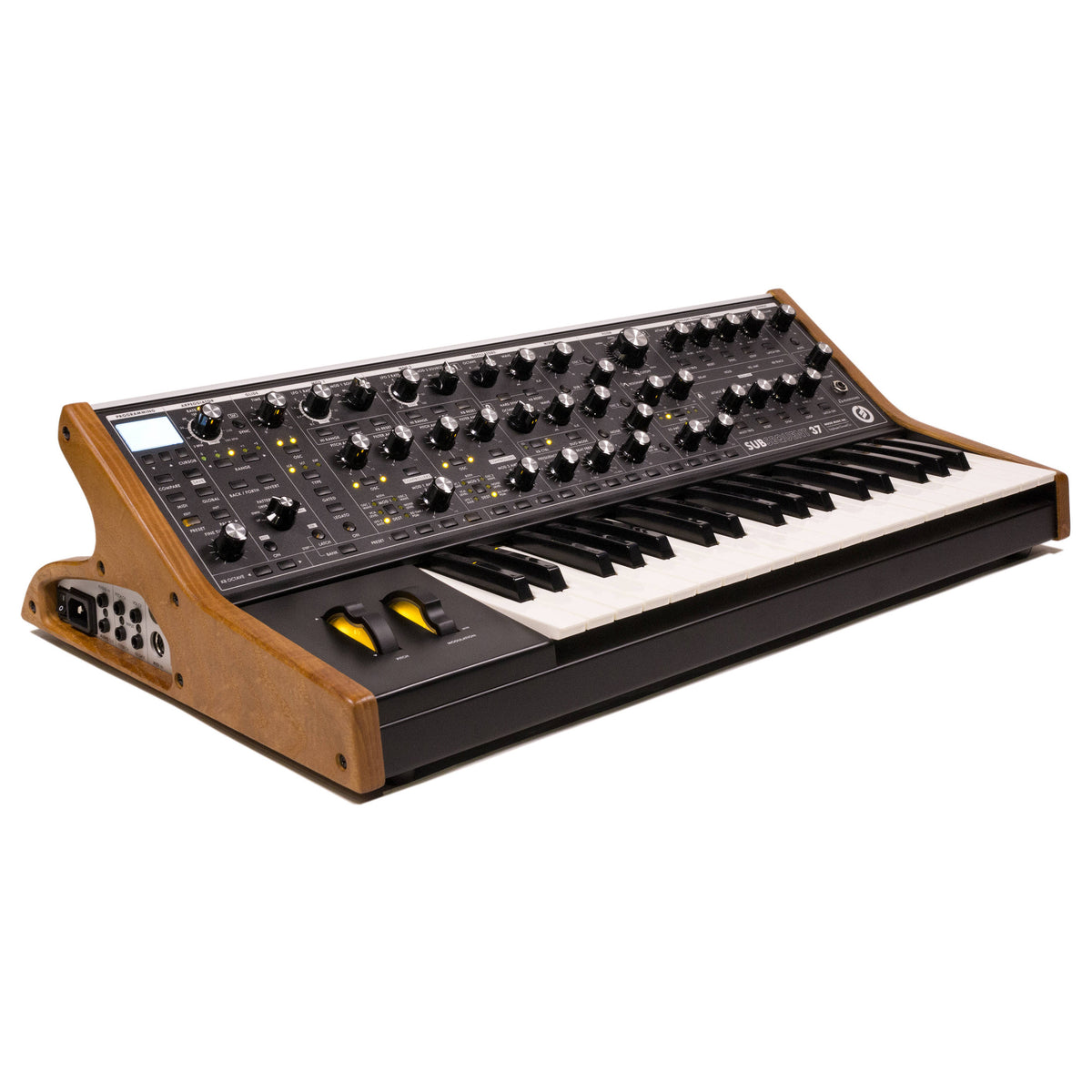 Moog: Subsequent 37 Synthesizer