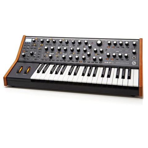 Moog: Sub 37 Tribute Edition Analog Synthesizer