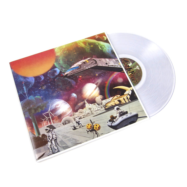 Jazz Dispensary: Moon Rocks (Colored Vinyl) Vinyl LP (Record Store Day)