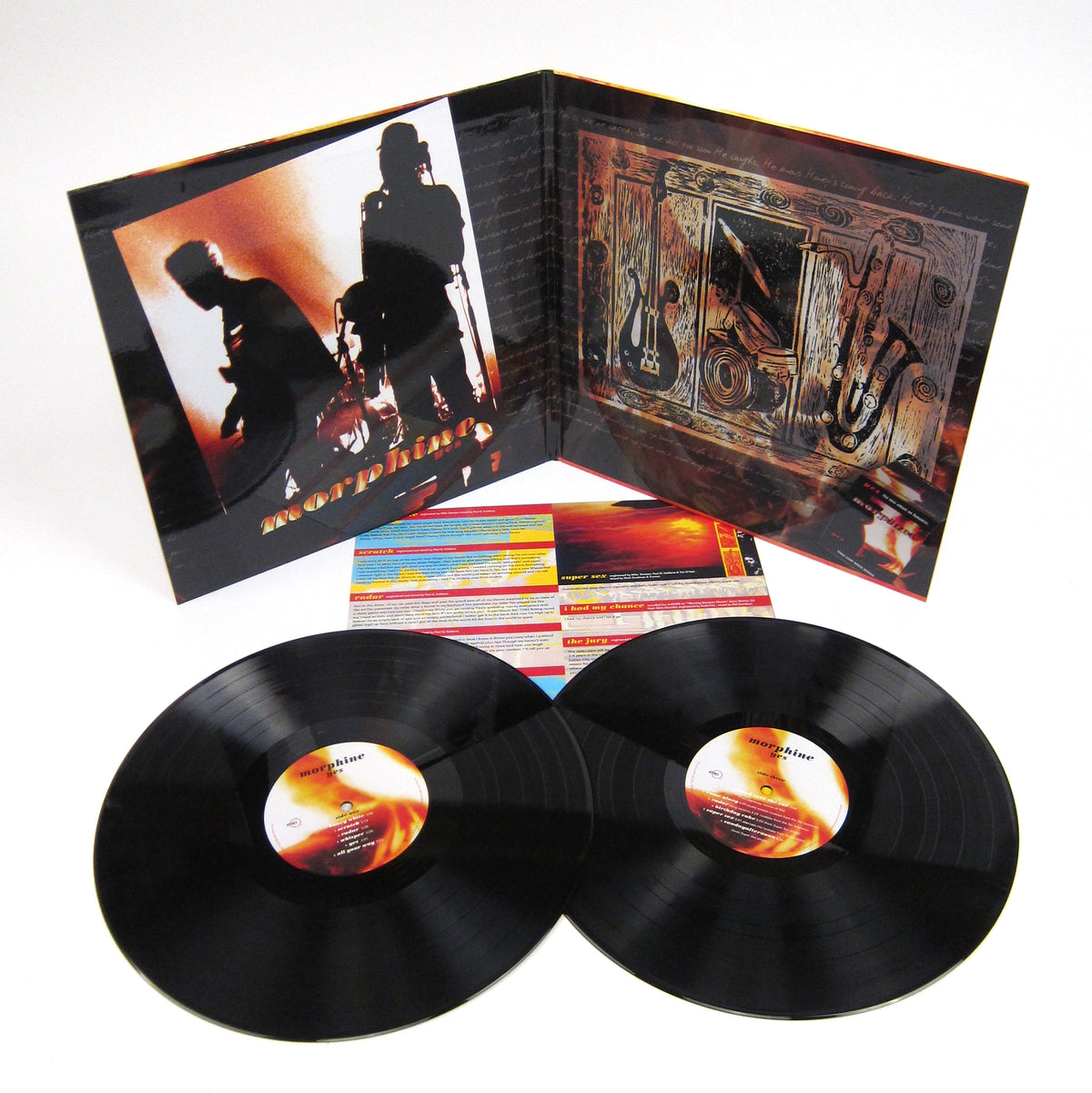 Morphine: Yes (Run Out Groove 180g) Vinyl 2LP