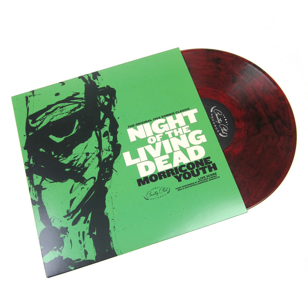 Morricone Youth: Night Of The Living Dead (Colored Vinyl) Vinyl LP