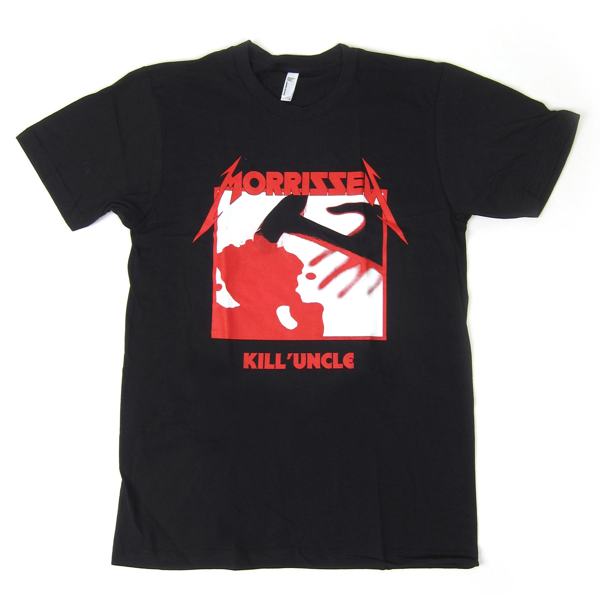 Wear Dinner: Kill Uncle Shirt - Black