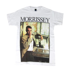 Morrissey: Jukebox Shirt - White