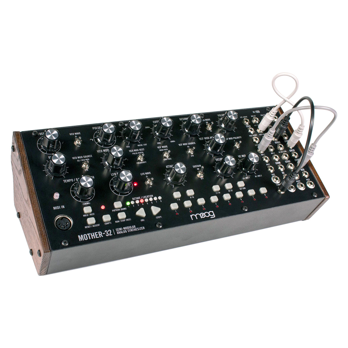 Moog: Mother-32 Semi-Modular Synthesizer