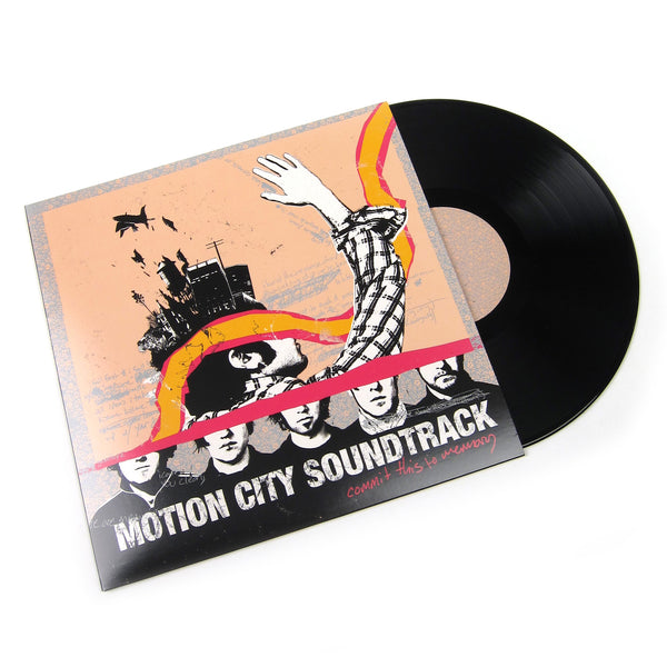 Motion City Soundtrack: Commit This to Memory Vinyl LP
