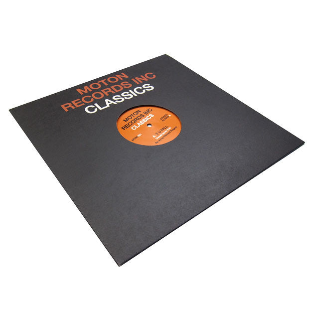 Moton Records Inc: Classics - Y U Fall / Dog 12""