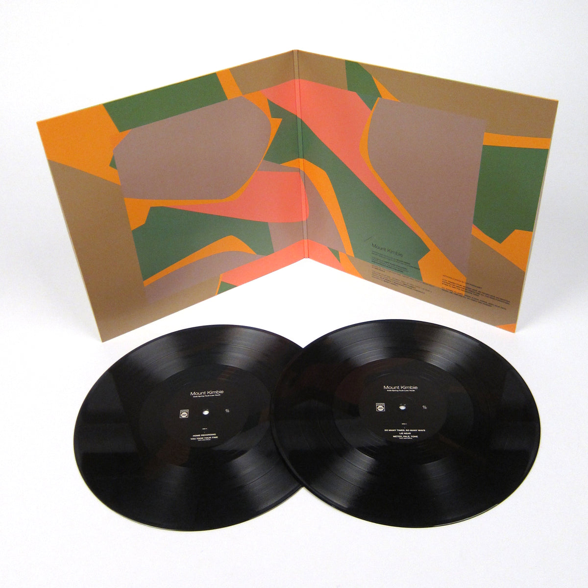 Mount Kimbie: Cold Spring Fault Less Youth 2LP