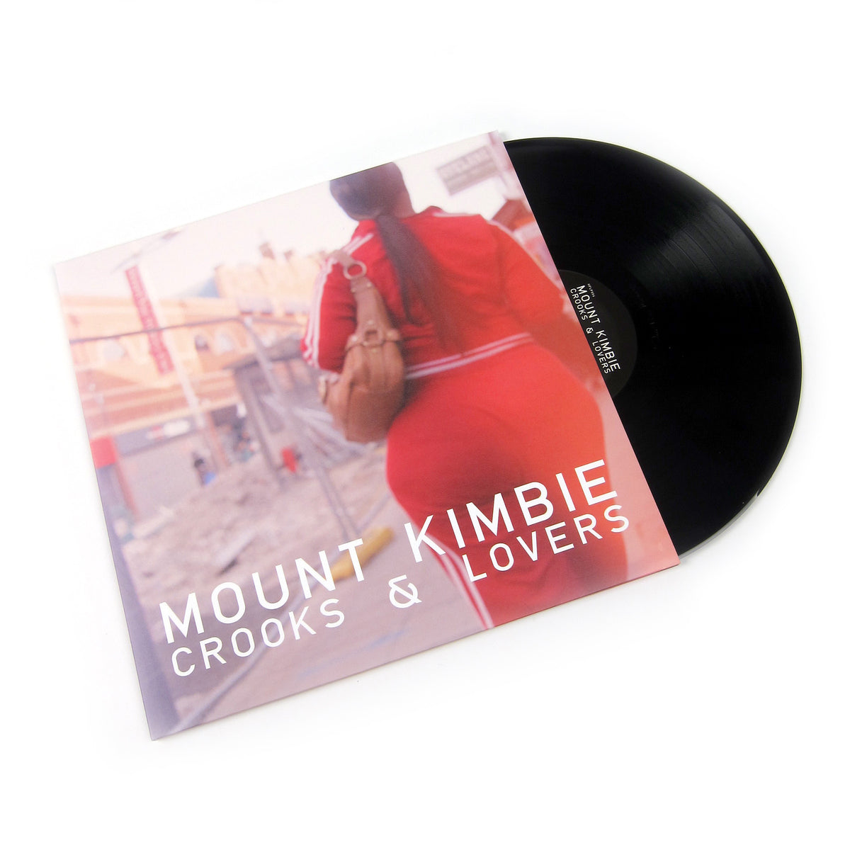 Mount Kimbie: Crooks & Lovers Vinyl 2LP