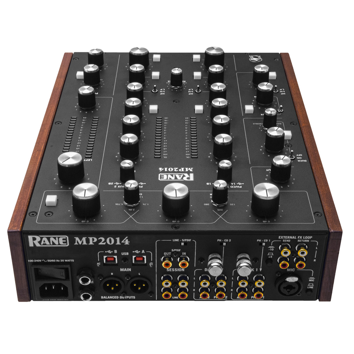 Rane: MP2014 Rotary Mixer