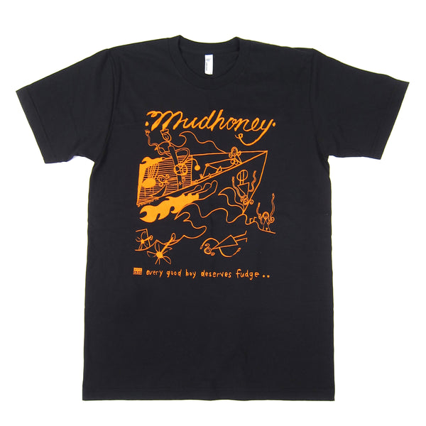 Mudhoney: EGBDF Shirt - Black