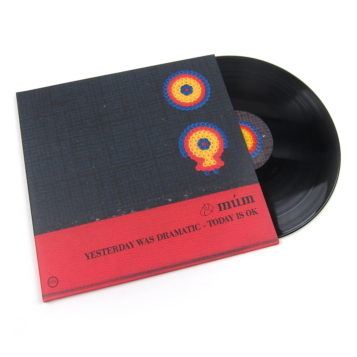 mum: Yesterday Was Dramatic - Today Is OK (20th Anniversary Edition) Vinyl 3LP