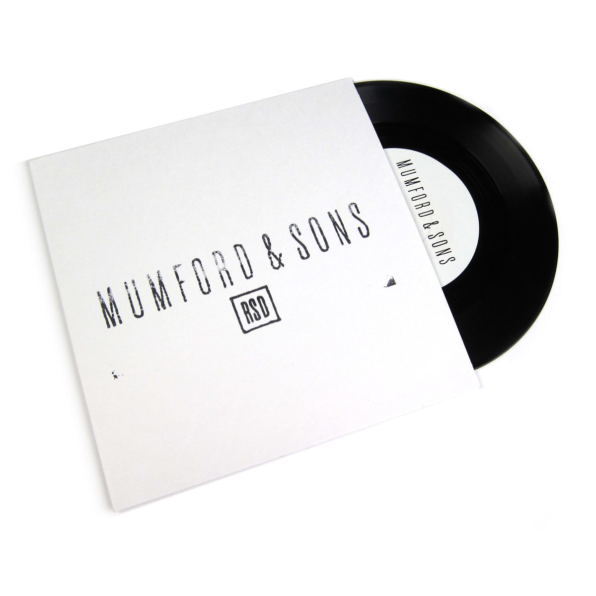 "Mumford & Sons: Believe / The Wolf Vinyl 7"" (Record Store Day)"