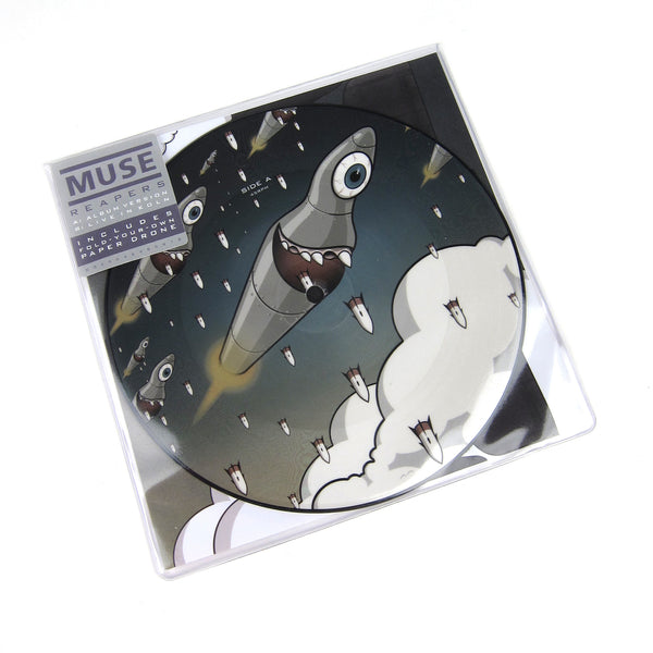 "Muse: Reapers / Reapers Live @ Koln (Pic Disc) Vinyl 7"" (Record Store Day)"