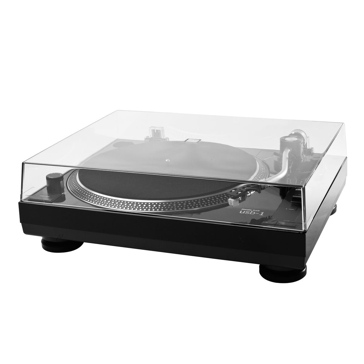 Music Hall: MMF USB-1 Turntable