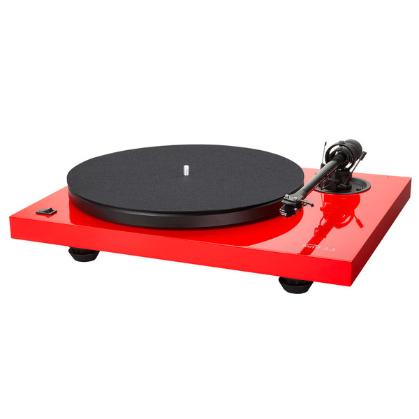 Music Hall: MMF 2.3LE Turntable - Red