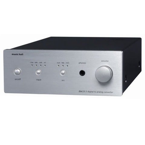 Music Hall: DAC 25.3 USB Digital To Analog Converter