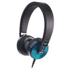 Music Hall: De-Be Headphones - Cyan