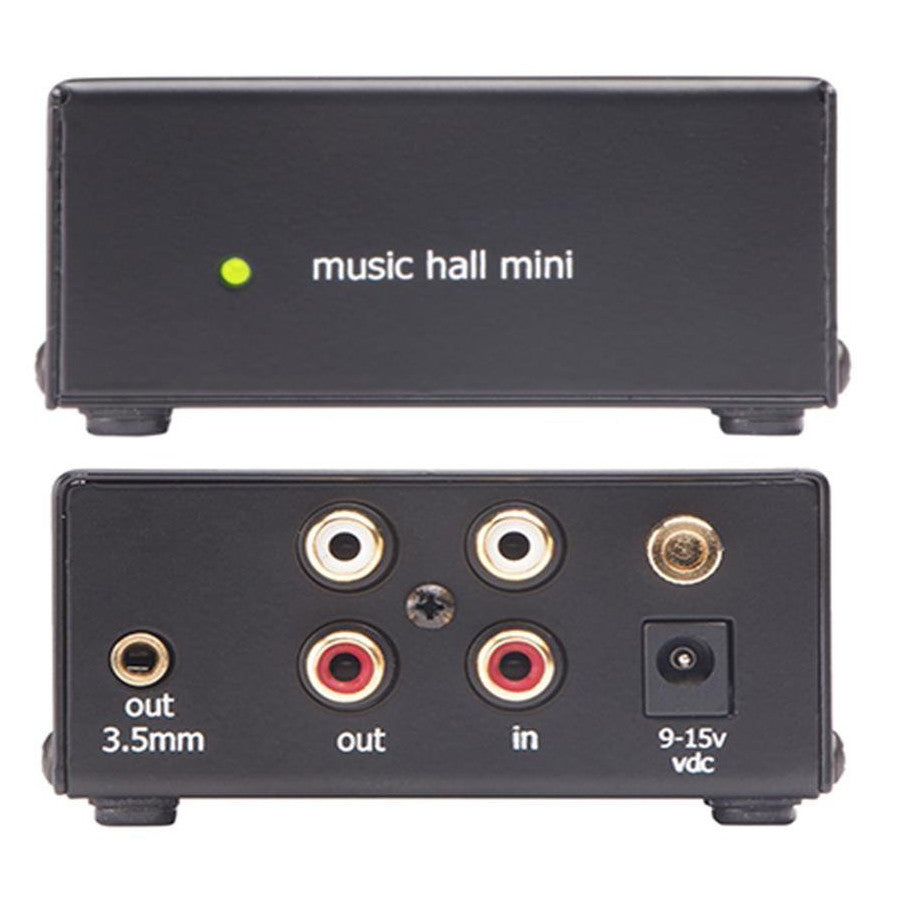 Music Hall: Mini Phono Preamp detail