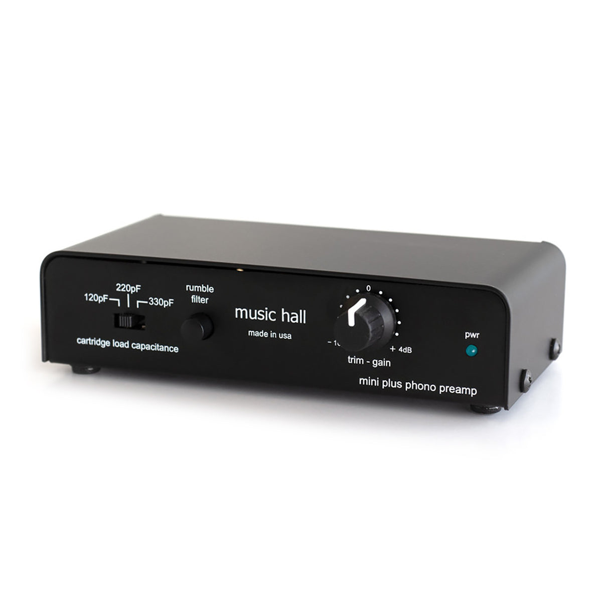 Music Hall: Mini Plus Phono Preamp (MMINIPLUS)