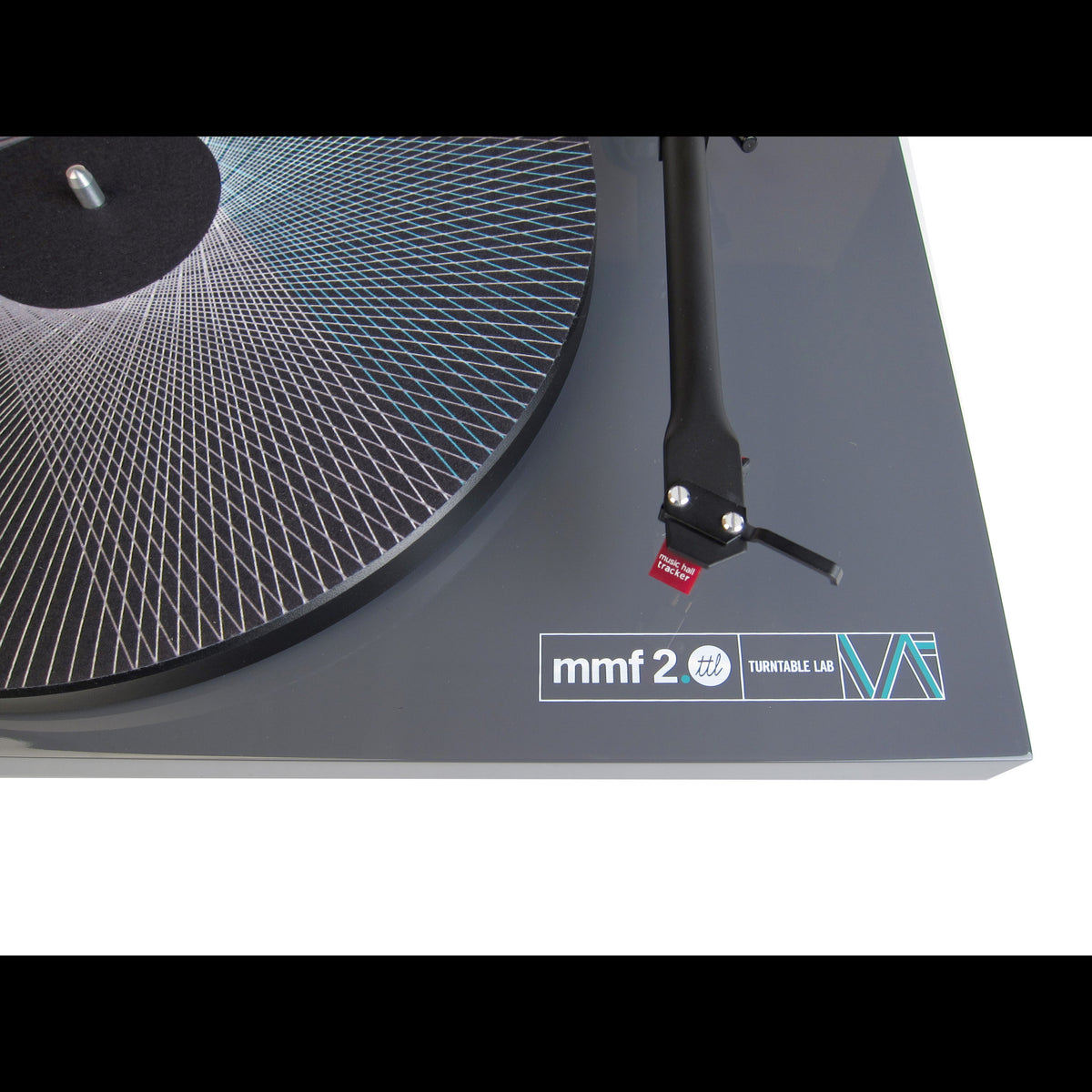 Turntable Lab: MMF 2.TTL Turntable by Music Hall Logo