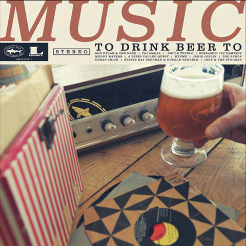 Dogfish Head: Music to Drink Beer To Vinyl LP (Record Store Day)