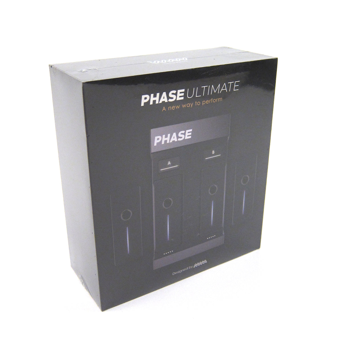 MWM: Phase Ultimate DVS DJ Controller - 4 Remotes (MWM-PHASE-UL)