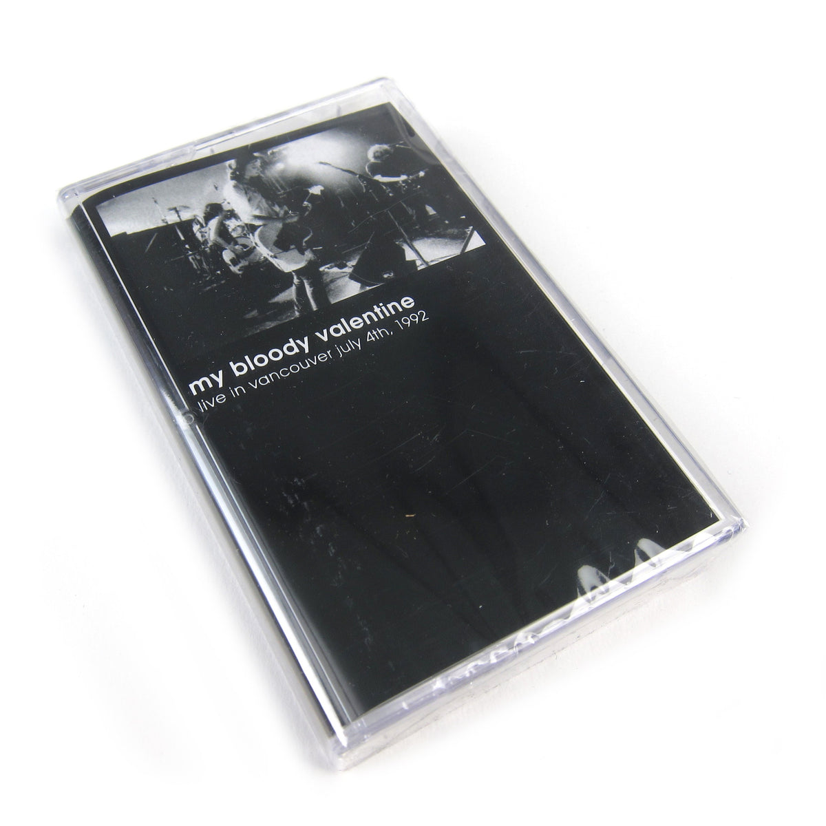 My Bloody Valentine: Live July 4 '92 Cassette