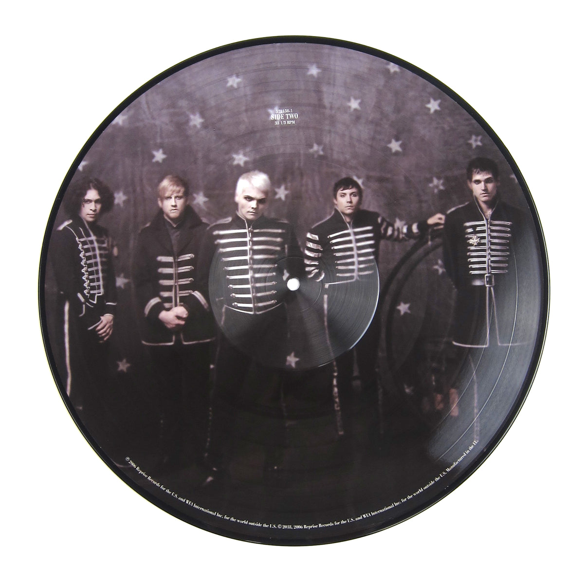 My Chemical Romance: The Black Parade (Pic Disc) Vinyl LP