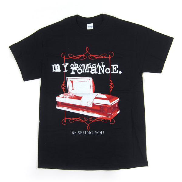 My Chemical Romance: Coffin Shirt - Black