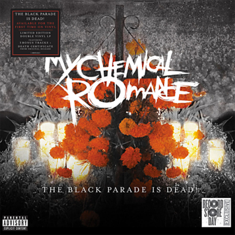 My Chemical Romance: The Black Parade Is Dead! Vinyl 2LP (Record Store Day)