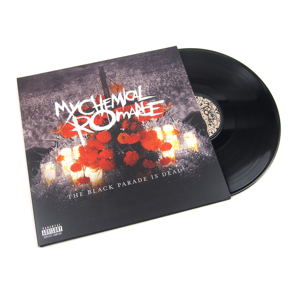 My Chemical Romance: The Black Parade Is Dead! Vinyl 2LP