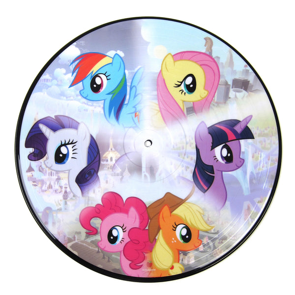 My Little Pony Friendship Is Magic Explore Equestria Pic
